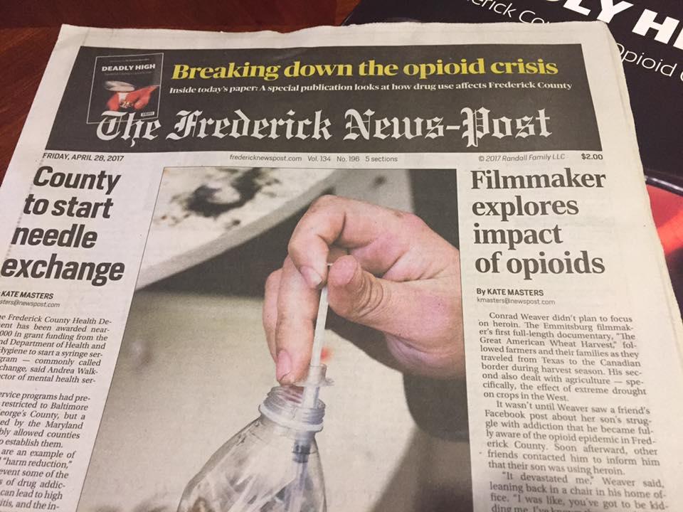 frederick maryland newspaper
